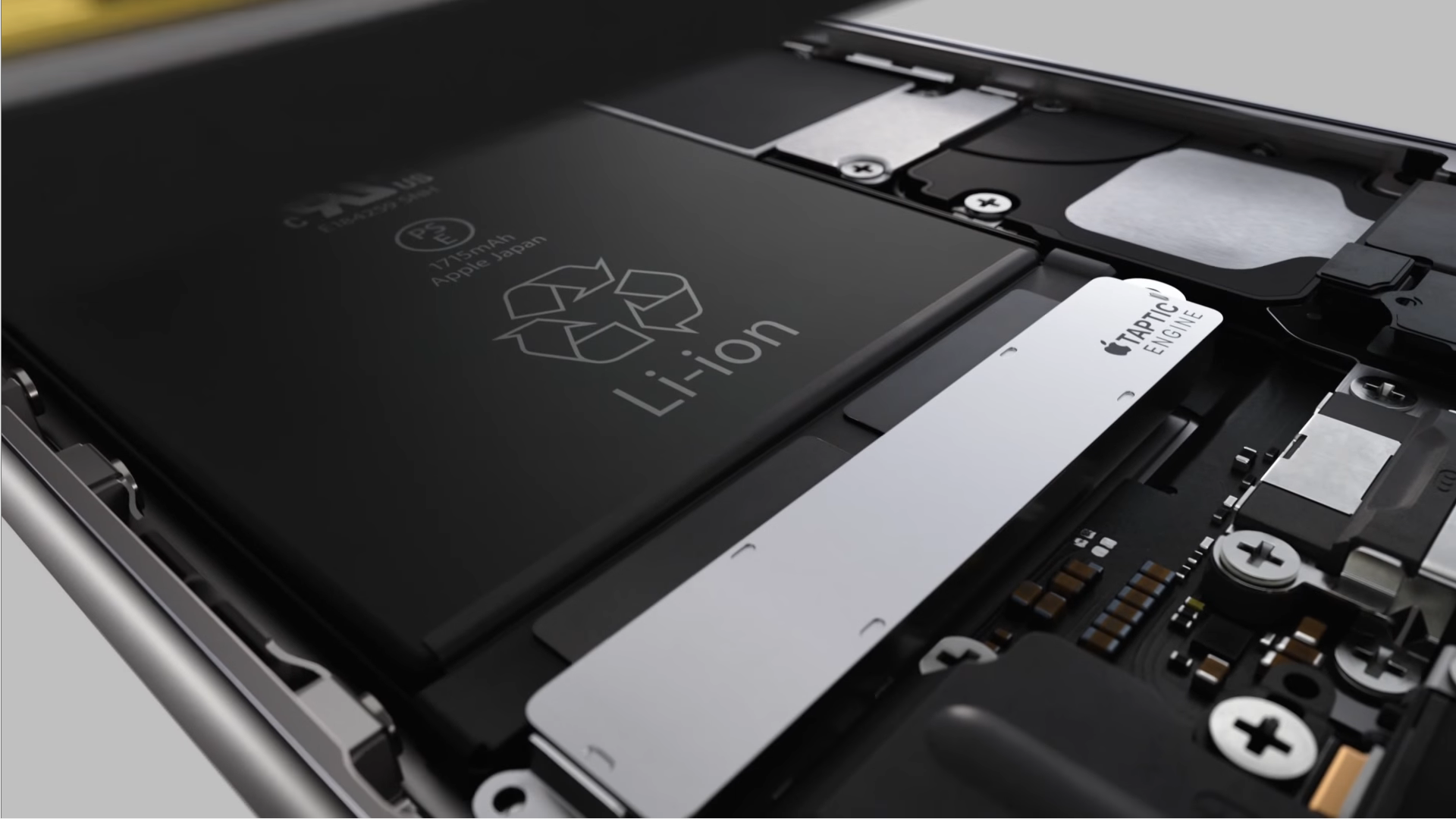 Case Design oneplus one phone case : Appleu2019s 3D Touch video reveals the reduced battery capacity of the ...